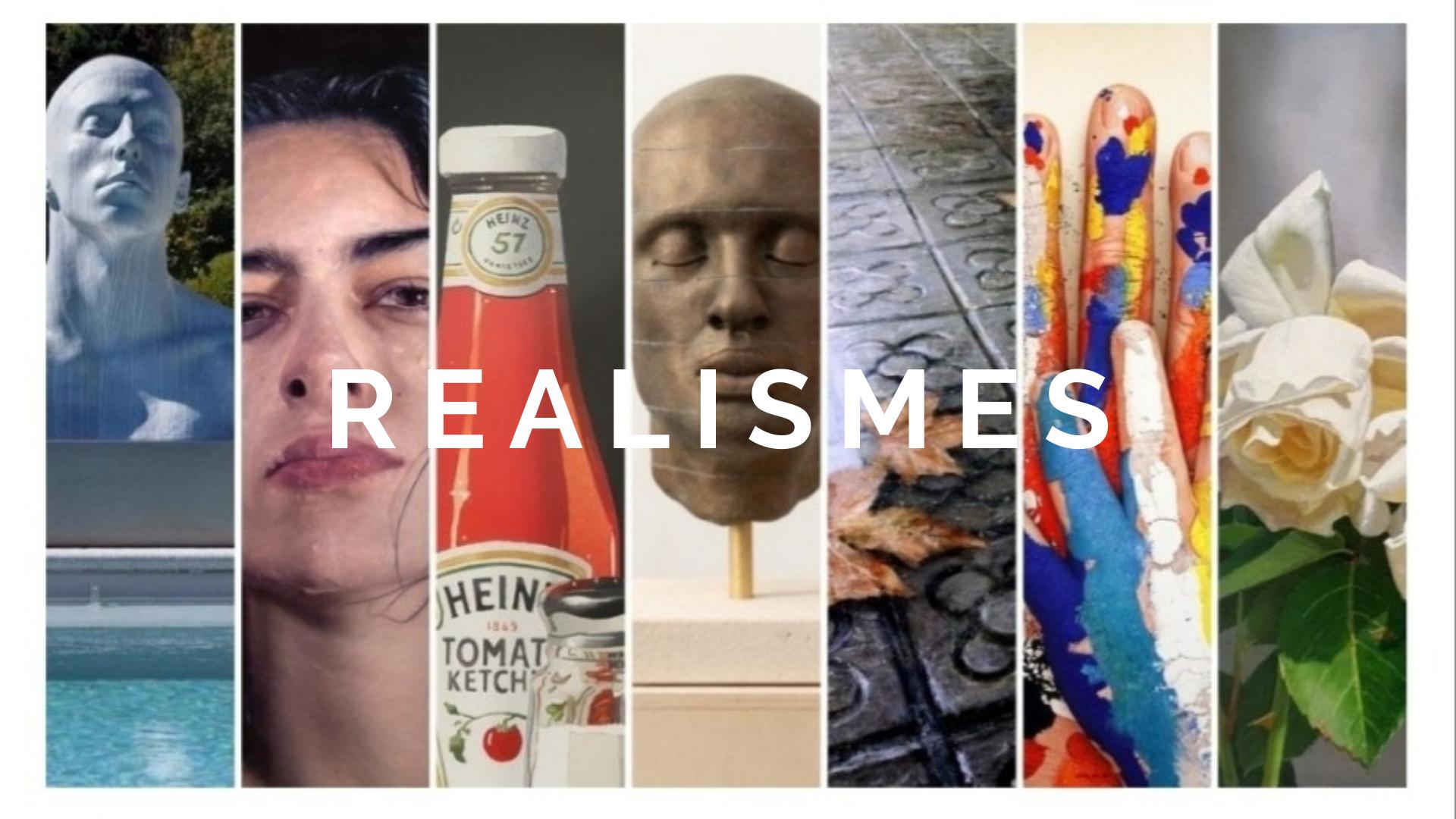 News.  Exposició REALISMES- Pintura & Escultura