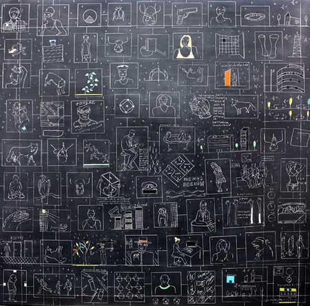 Cartografías de un marinero en tierra