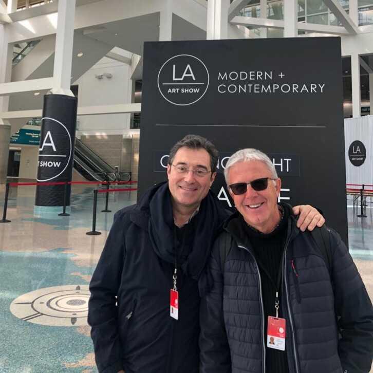 L'Arcada Galeria d'Art participa en LA Art Show de Los Angeles