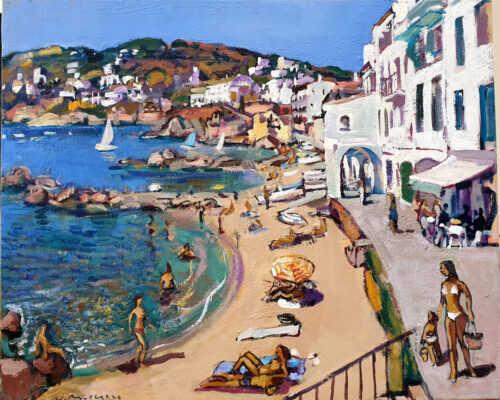 MOSCARDÓ's. Mediterraneamente artistas, mediterraneamente creativos.