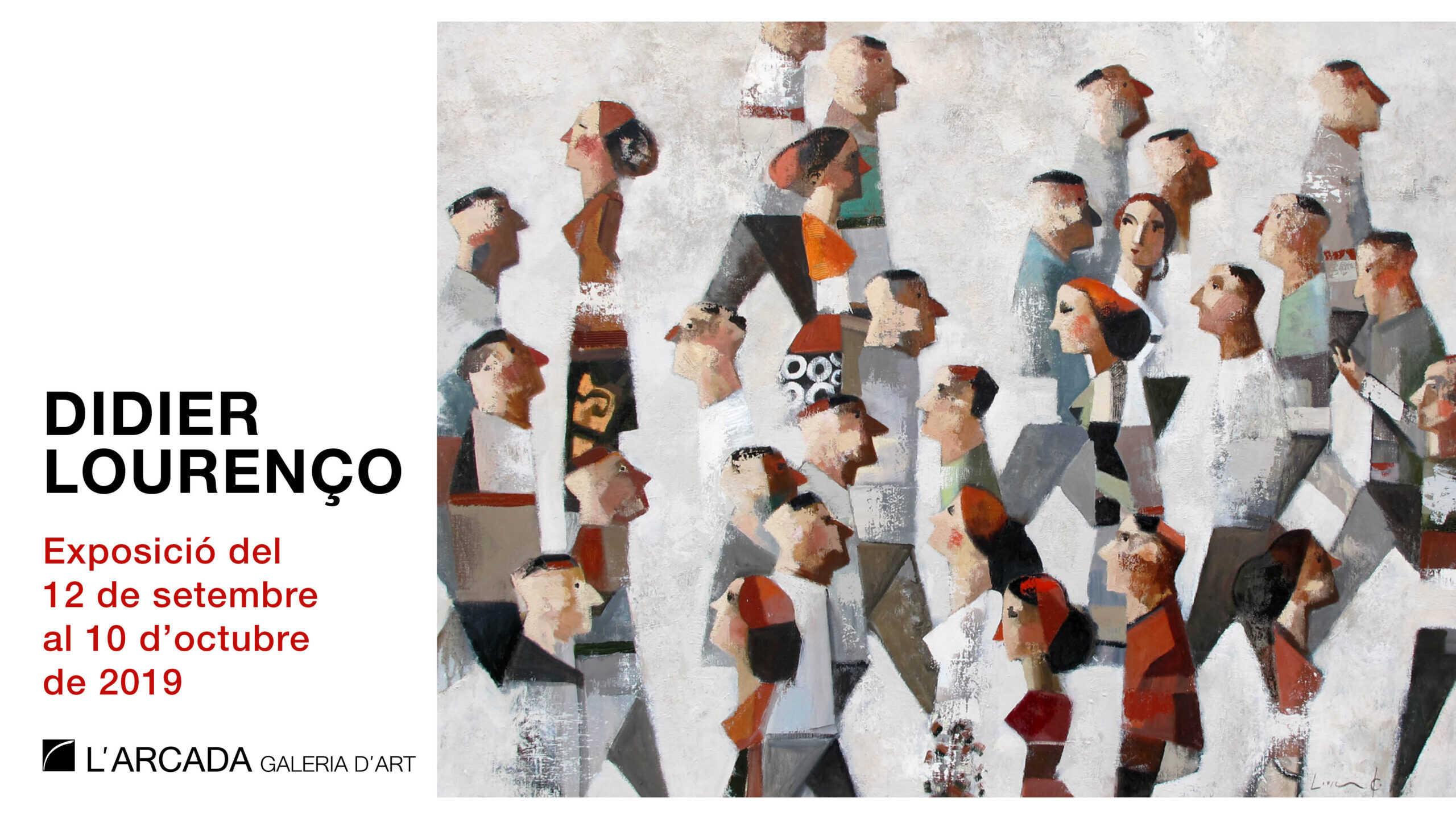 Presentamos la exposición de Didier Lourenço en Blanes.