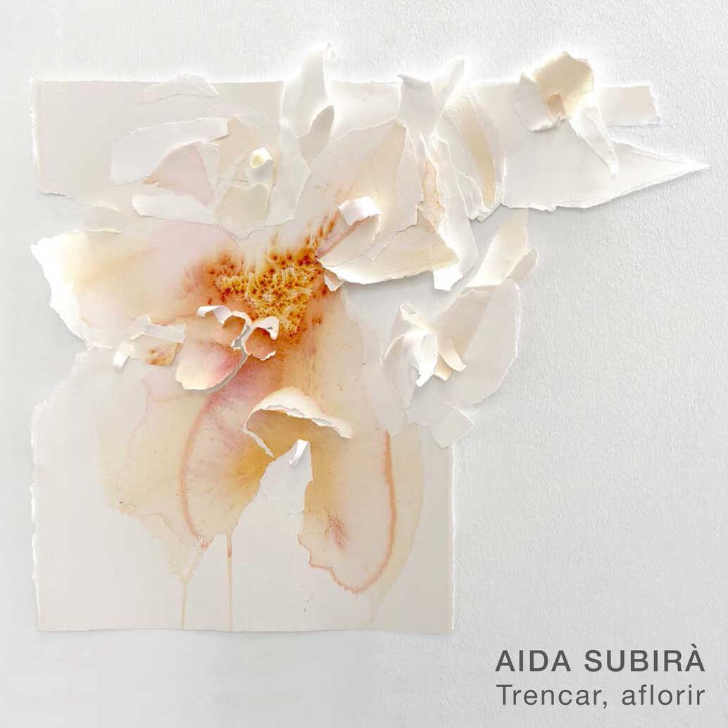 """Exposició""""Trencar, aflorir"""" amb l'artista AIDA SUBIRÀ posposada. Presentació online."""
