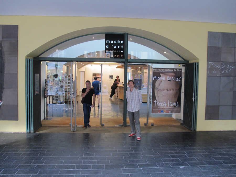 Visitem el Museu d'Art Contemporani de Céret (França)