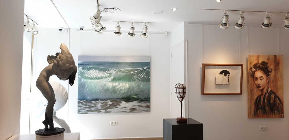 Descubre Summer Collection en nuestra sala de arte en Blanes