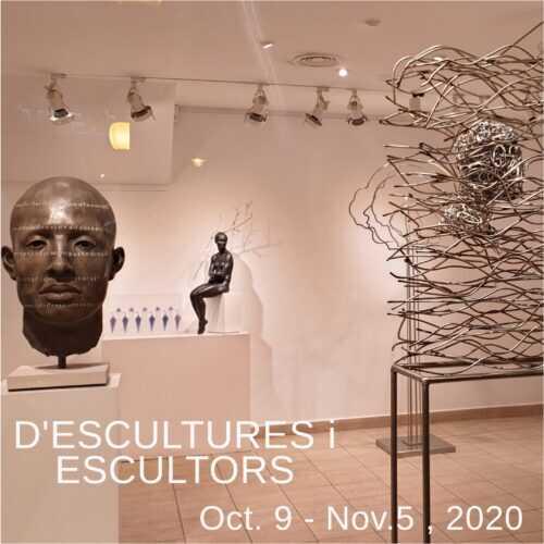 """Exposició """"D'Escultures i Escultors"""""""